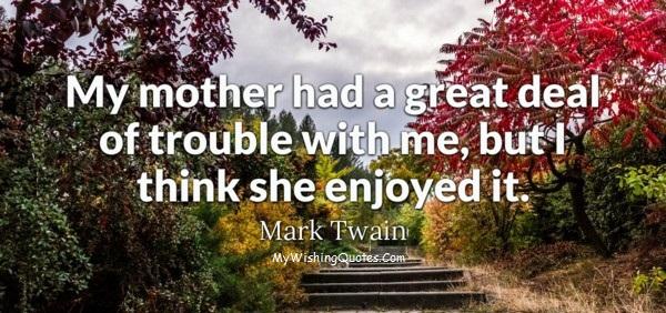 Inspiring Mom Quotes
