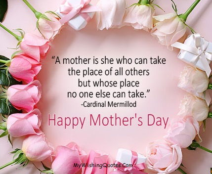 Sweet Happy Mother\'s Day Quotes, Wishes And Love Messages ...