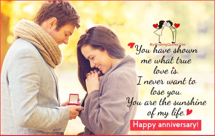 Anniversary Card Messages For Wife