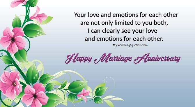 Anniversary Message for Friend