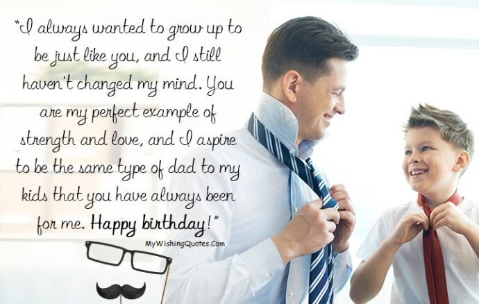Best Birthday Messages For Father