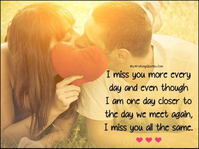 My romantic love quotes boyfriend for 88+ Love
