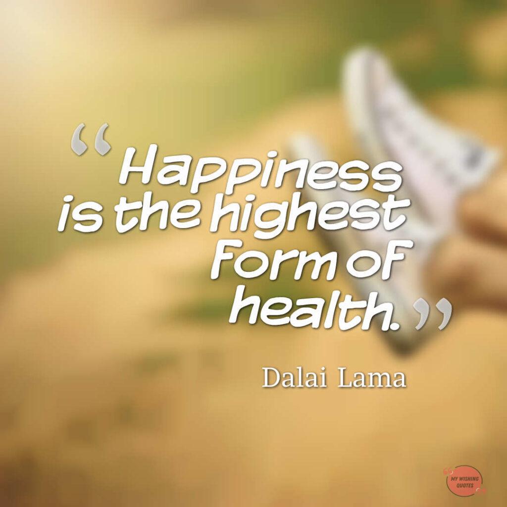 Surprising Health Quotes