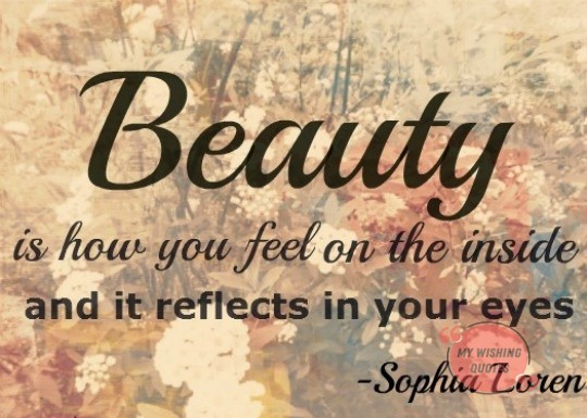 Beauty Quotes About Life