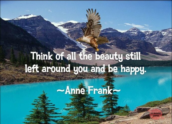 Beauty Quotes About Nature