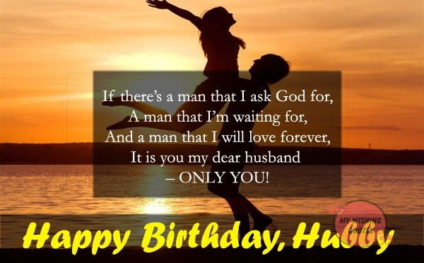 Best Birthday Messages for Husband