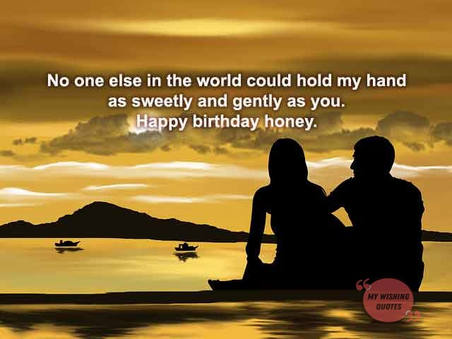 Birthday Wishes for your Husband