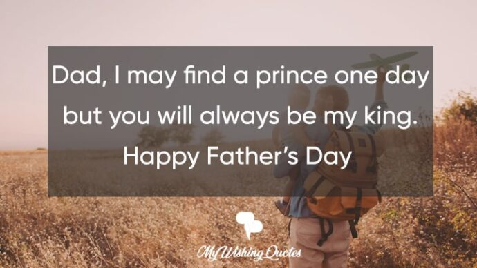 fathers day wish quotes
