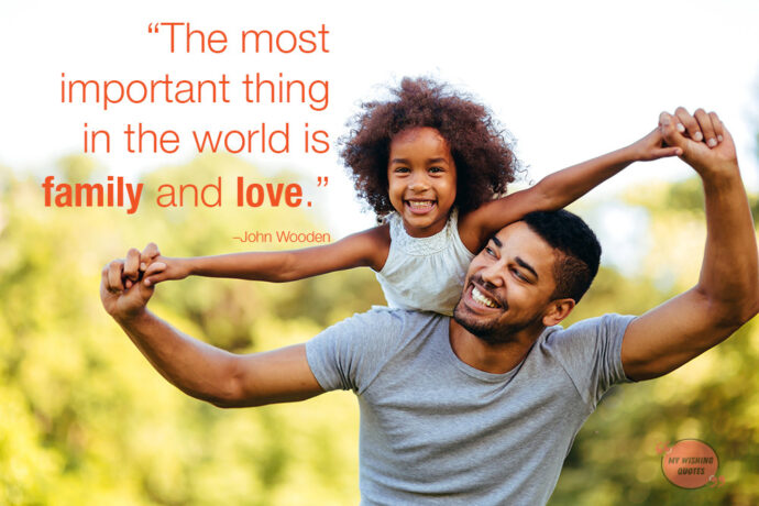 Family Love Quotes And Saying