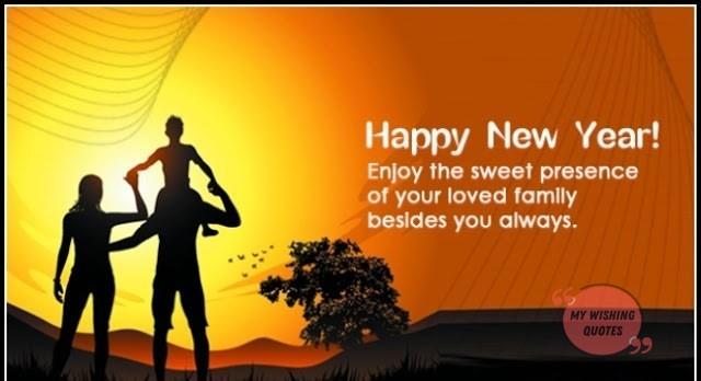 Happy New Year Family 34