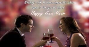New Year Messages for your Sweetheart
