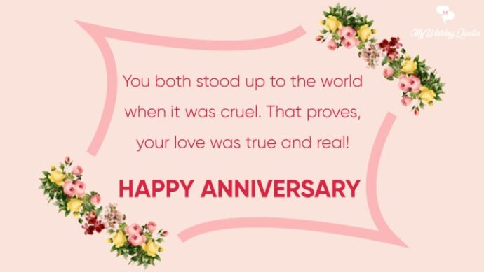wishes for sister on anniversary