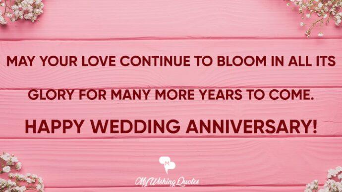 Happy Anniversary to my favorite couple