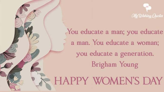 womens quote of the day
