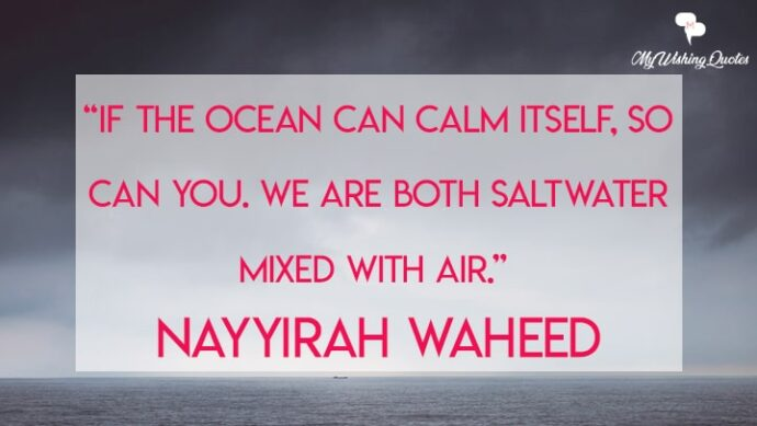 best ocean quotes